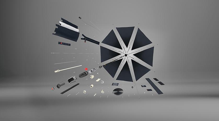 Parapluie de haute qualité