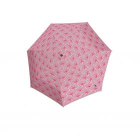 Knirps X1 renature pink ecorepel with UV Protection
